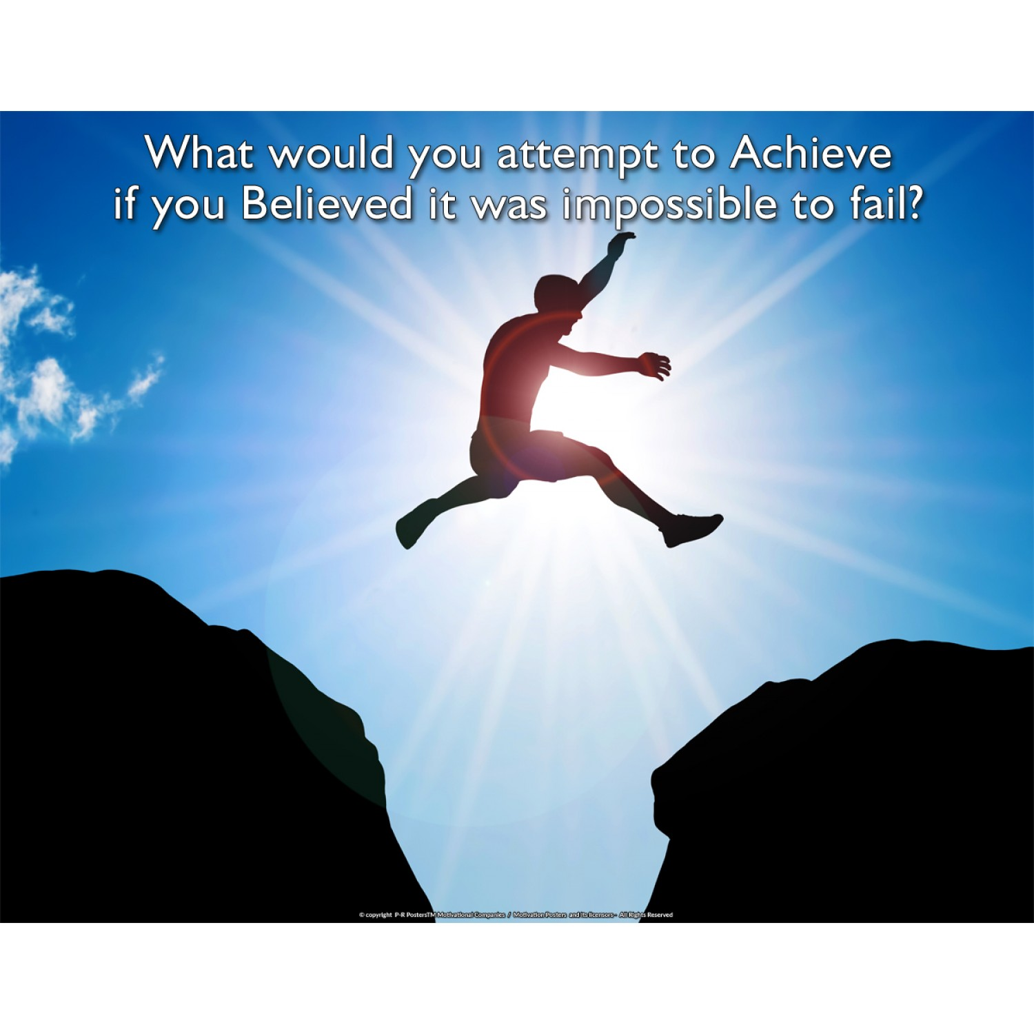 What would you attempt to Achieve...